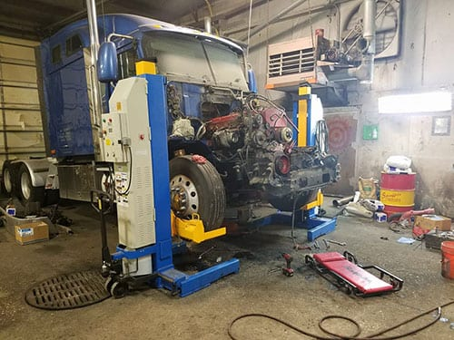 diesel engine repair in hamel illinois